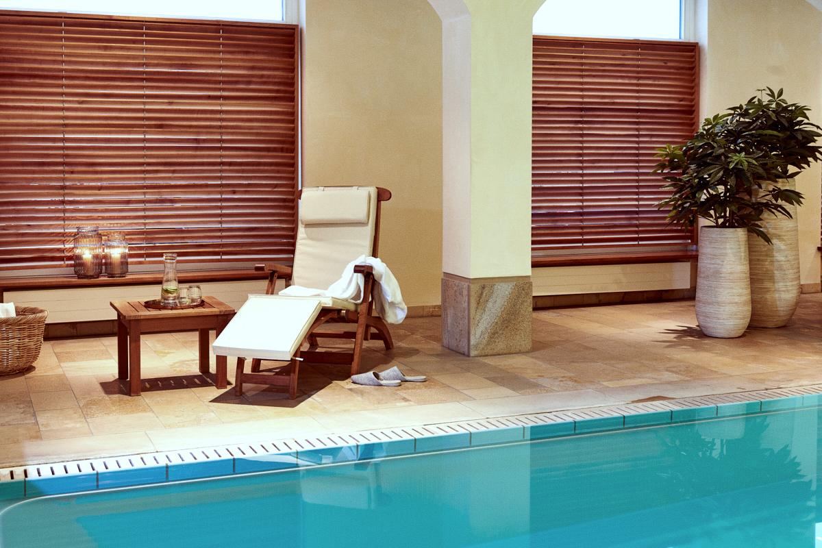 Pool in der Tertianum Seniorenresidenz