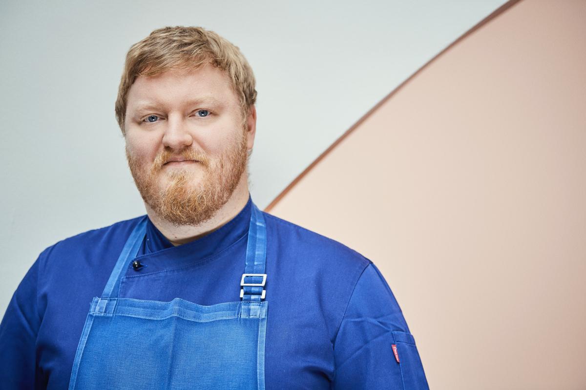 Ein Porträt Küchenchef Dominik Obermeier im Tertianum Berlin