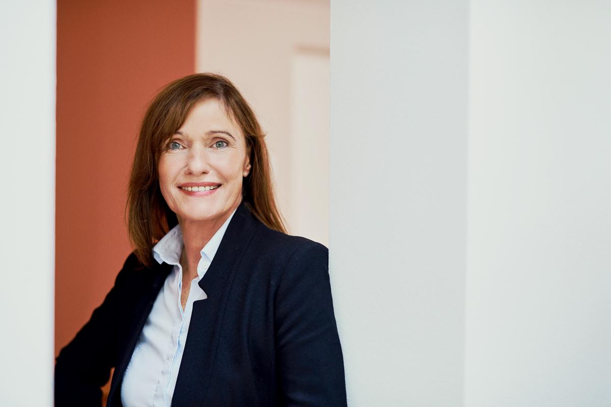Ein Porträt unserer Rezeptionistin Kirsten Jaroch im Tertianum Berlin