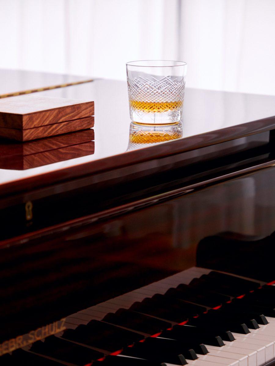 Ein Klavier in unserer Seniorenresidenz