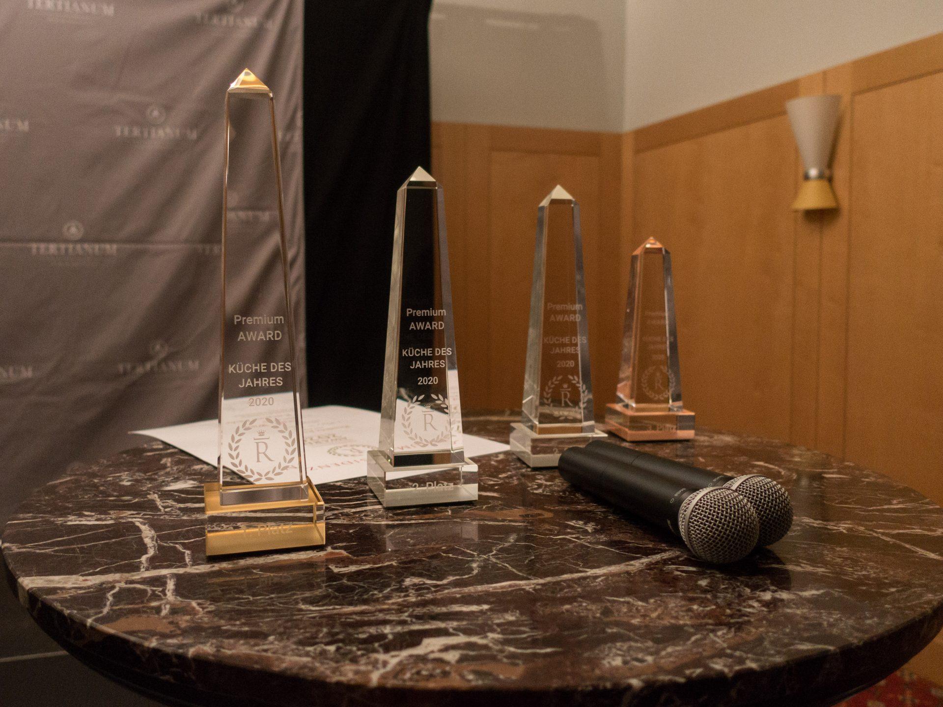 Der Tertianum Residenzen Award